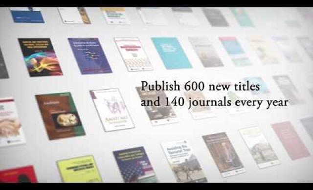 World Scientific New Website Features 2018